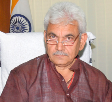 Shri Manoj Sinha
